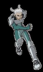 x-men evolution quicksilver by Ammotu