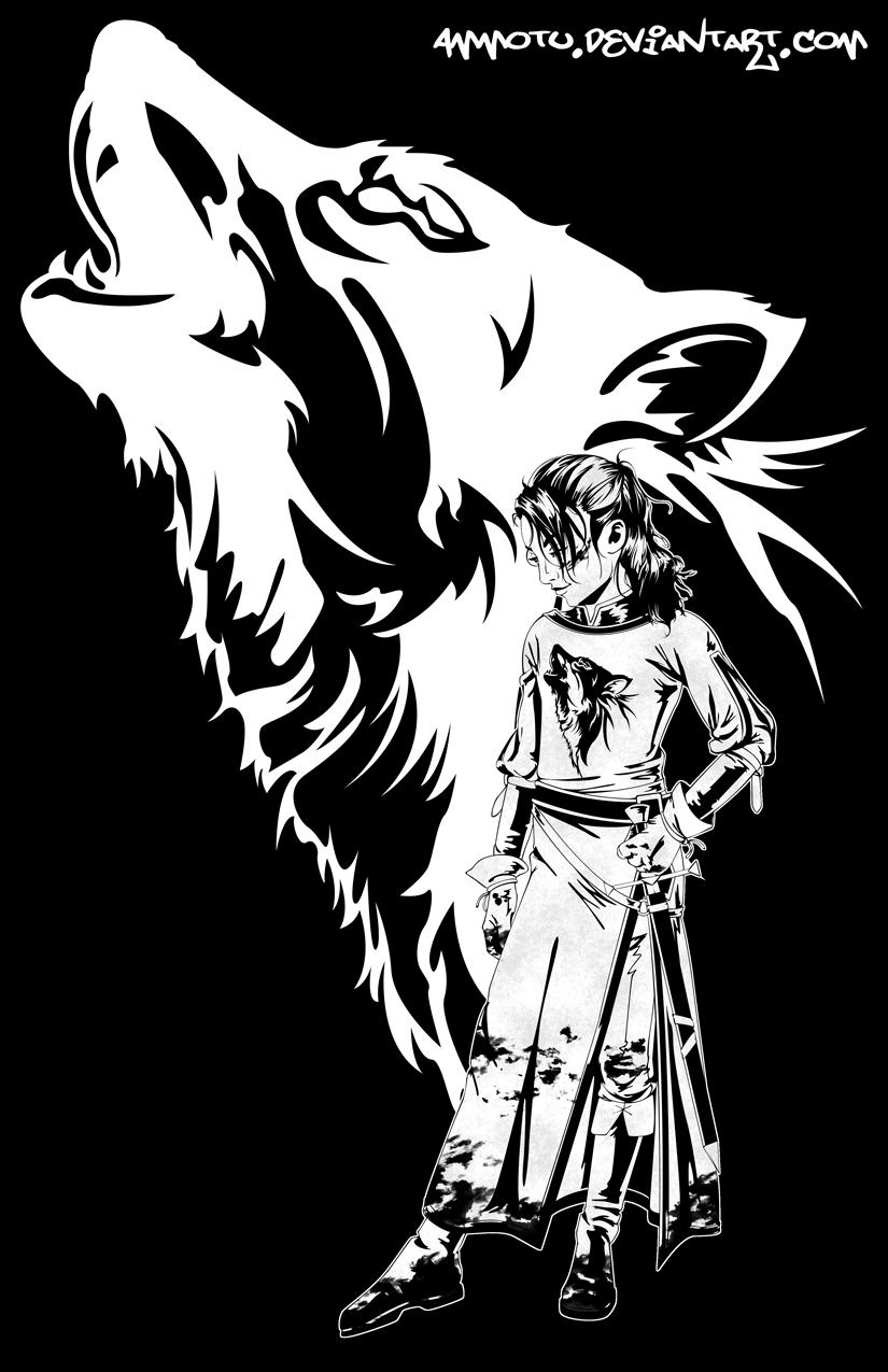 Arya Stark by Ammotu