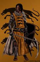 The Hound by Ammotu