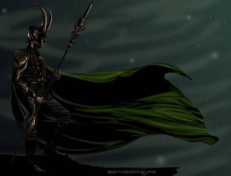 Loki by Ammotu