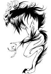 beast concept by Ammotu