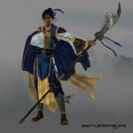 Xiang Xen by Ammotu