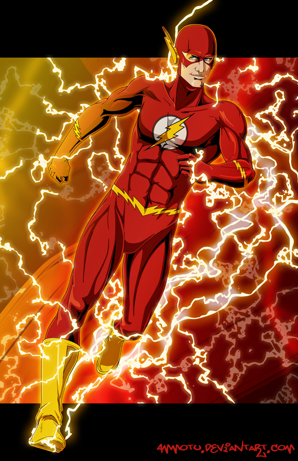 F - is for the Flash