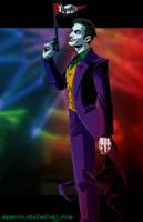 J - is for the Joker by Ammotu