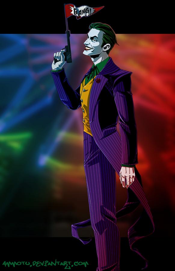 J - is for the Joker
