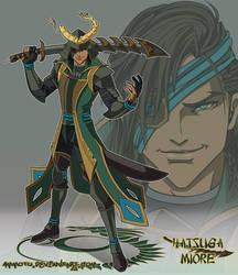 Hatsuga by Ammotu