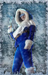 Captain Cold cosplay by Ammotu