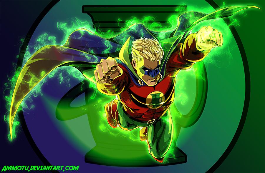 Golden Age Green Lantern