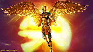 Thanagarian Fate by Ammotu