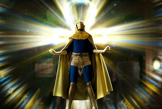 dr fate cosplay