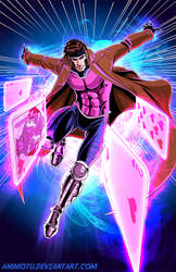 G - is for Gambit by Ammotu