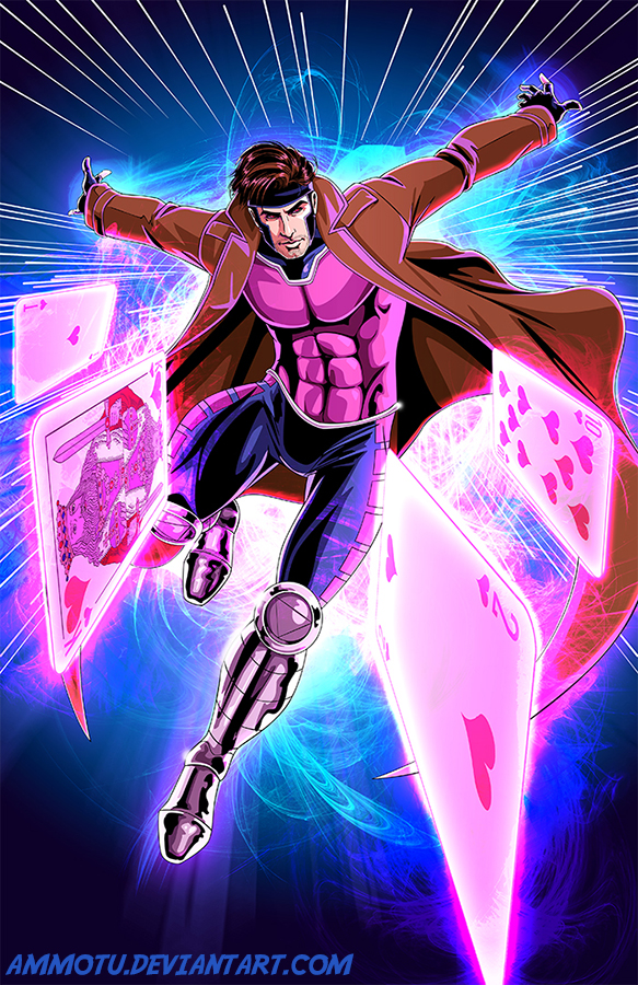 G - is for Gambit