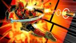 Deadpool by Ammotu