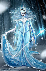The White Witch by Ammotu