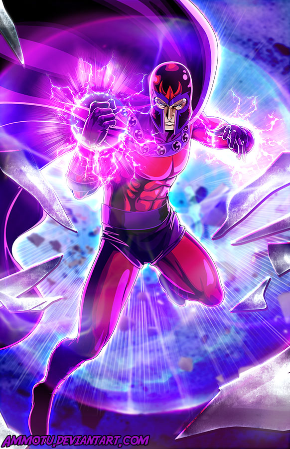 M - is for Magneto