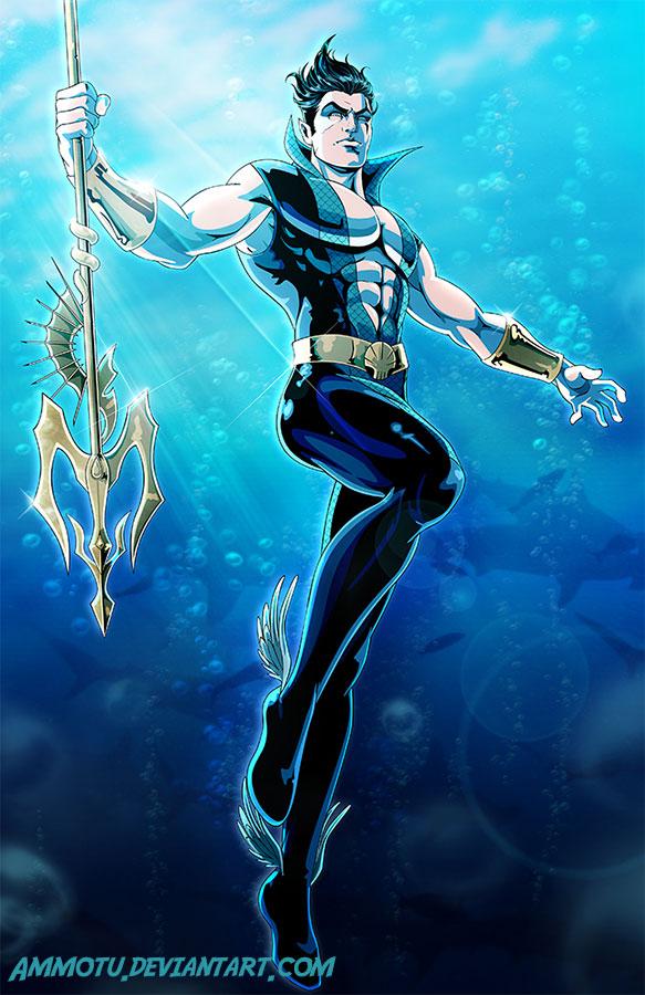 N - is for Namor