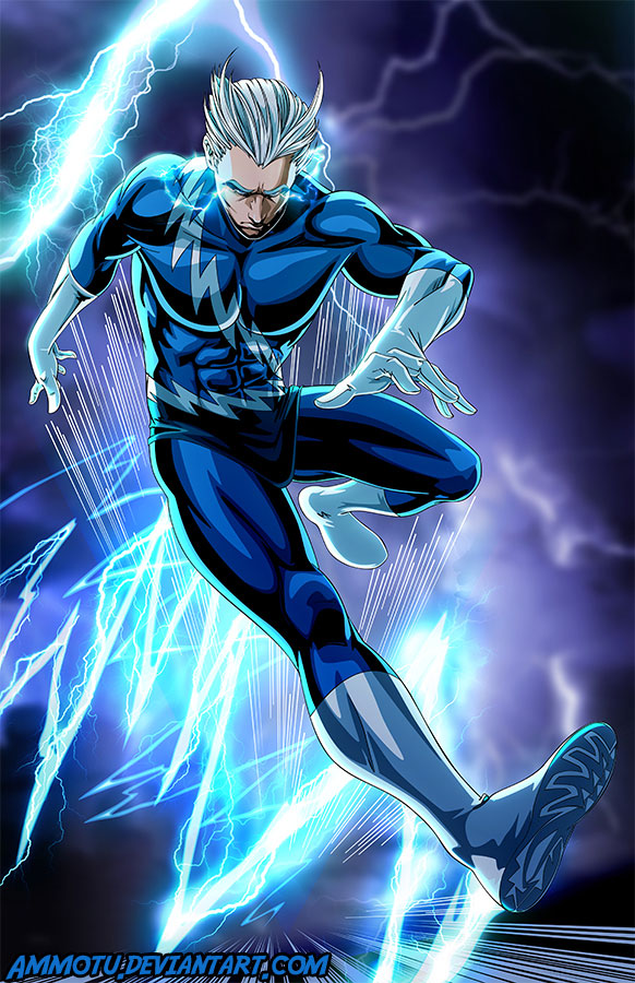 Q - is for Quicksilver