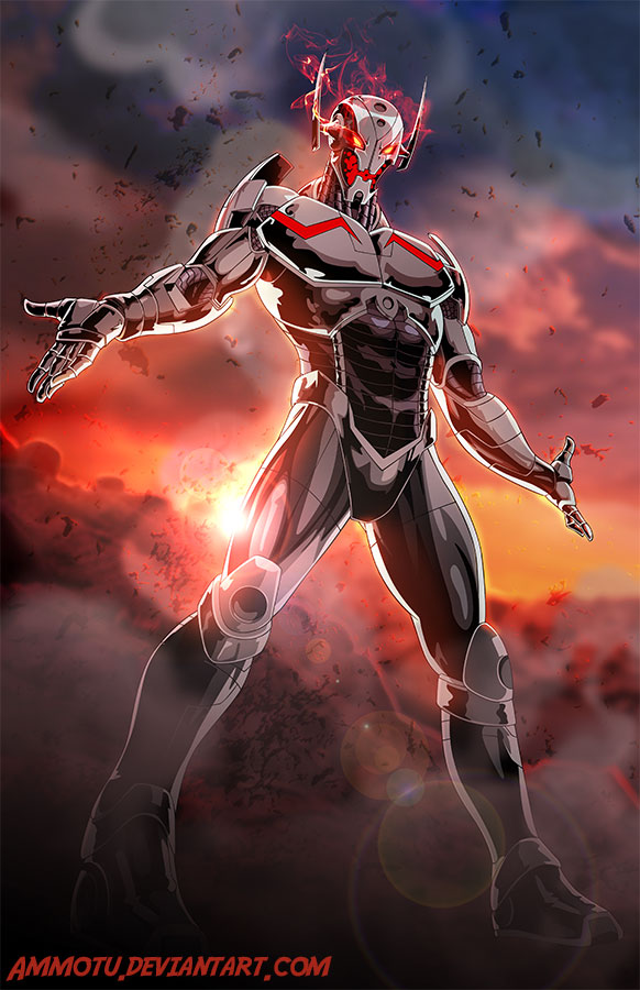 U - is for Ultron