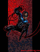 -Nightwing- by Ammotu