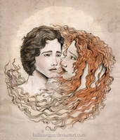 I Was Kissed by Fire by hallmarccus