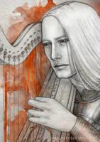 Dragon Prince by hallmarccus