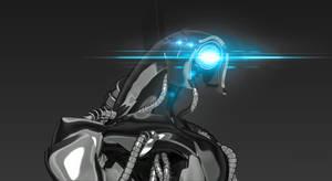Mass effect Legion by NevilleZhu