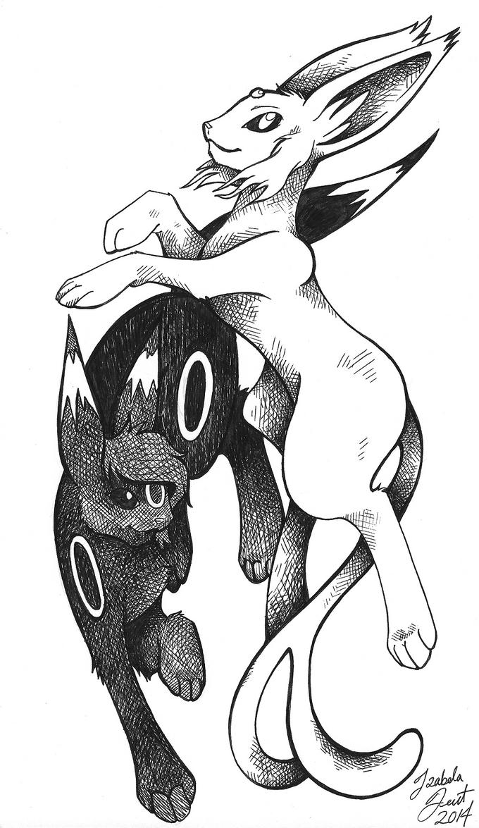 The Dynamic Duo by ShadowOfNights