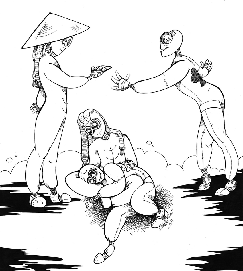 Dancing Dream by ShadowOfNights