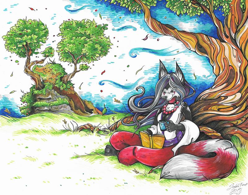 Commission - Scarlette by ShadowOfNights