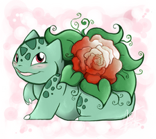 Rose Bulbasaur