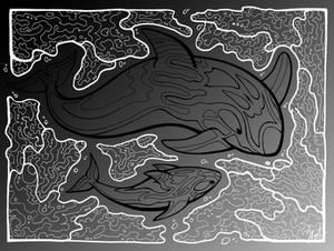 Babka Orcas - Inks