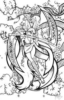 Commission - KHVAlaru Shadow Inks
