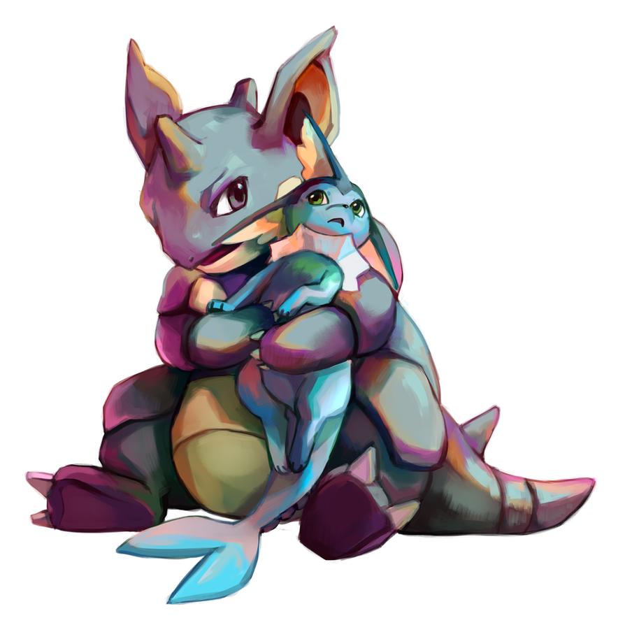 Big hug by Tymkiev