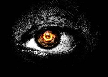 Eye by odyssekuja