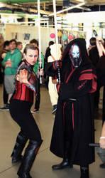 Polymanga 2014 - Dark Jedi (2) by odyssekuja