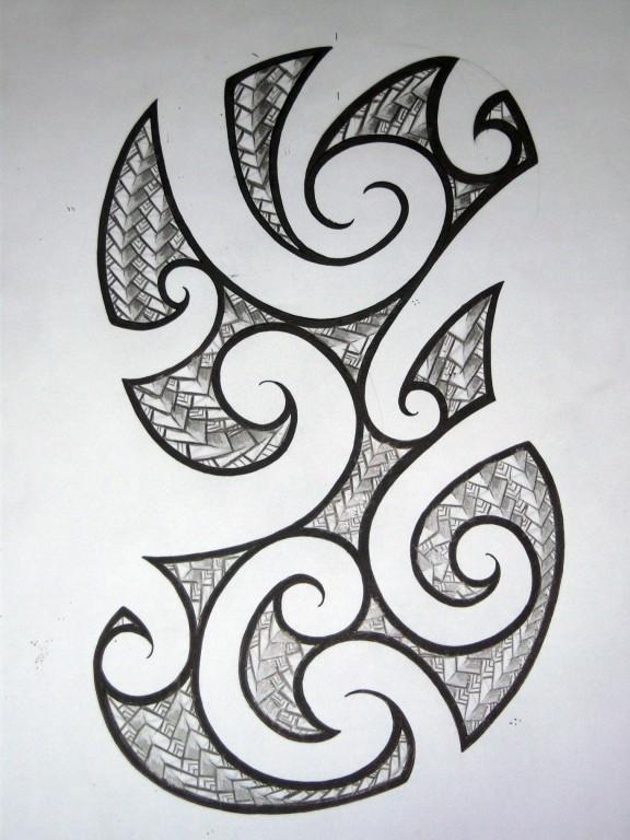 maori tattoo designs patterns sleeve half easy deviantart tattoos nz taniwha google drawing moari pattern tribal cool drawn roblfc1892 dragon