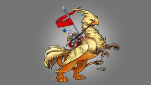 1.chocogriff Rider