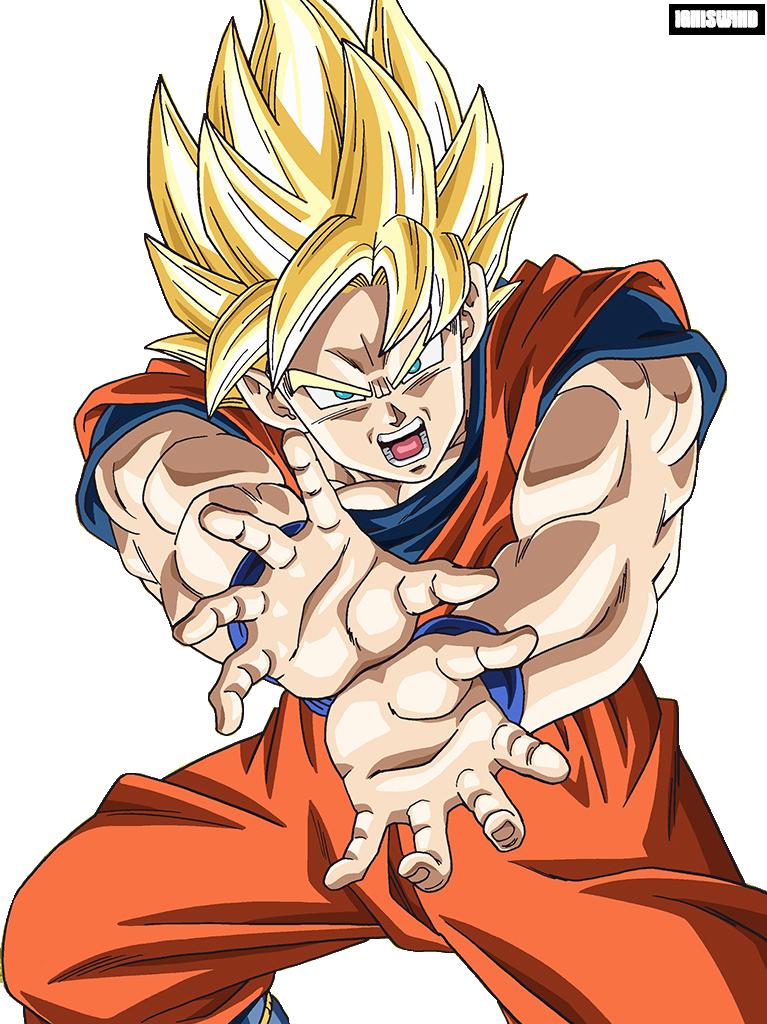Si te gusta Goku, Este es tu post! - Taringa!