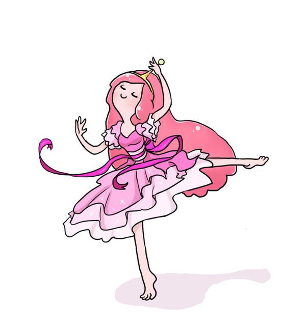 Ballerina Bubbs by LittleGreenHat