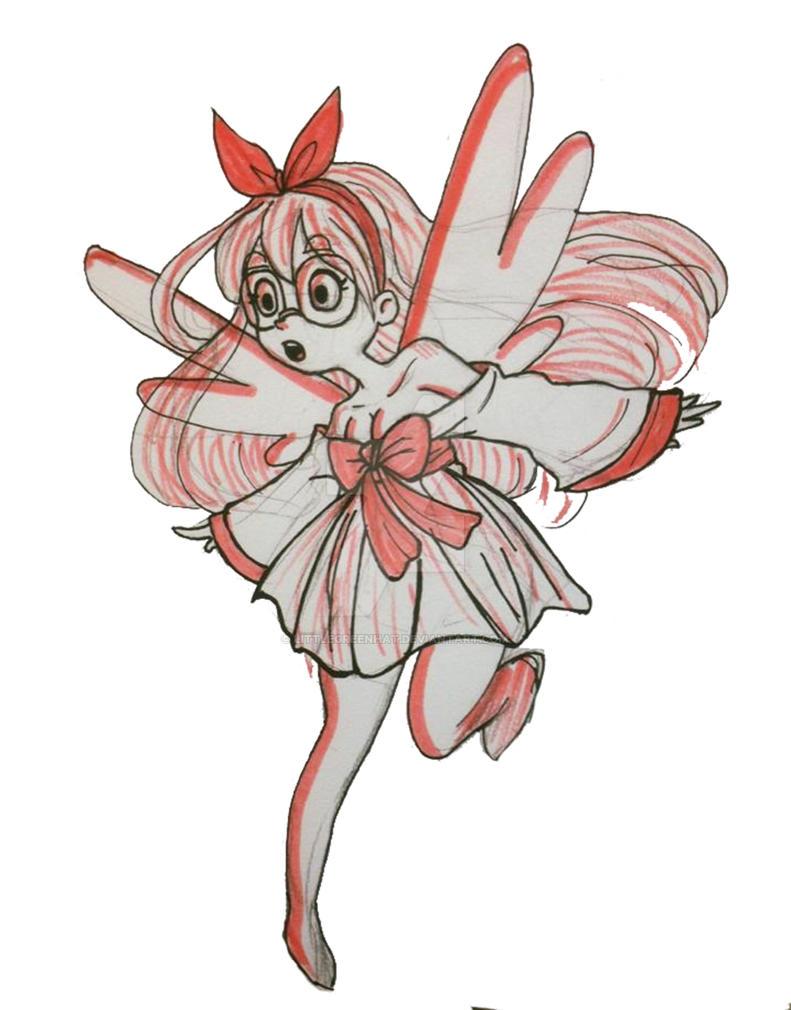 Wings Yo by LittleGreenHat