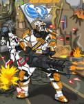 SWTOR Trooper: Battle of Corellia (Updated)