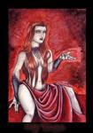 Hallow Lady: Vamp