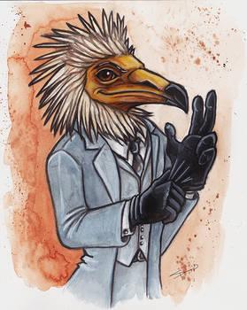 Vulture Suit