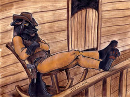 Razor - Cowboy by shiverz