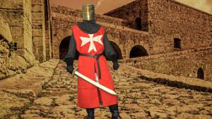 Knight Hospitaller fortress guardian [286]
