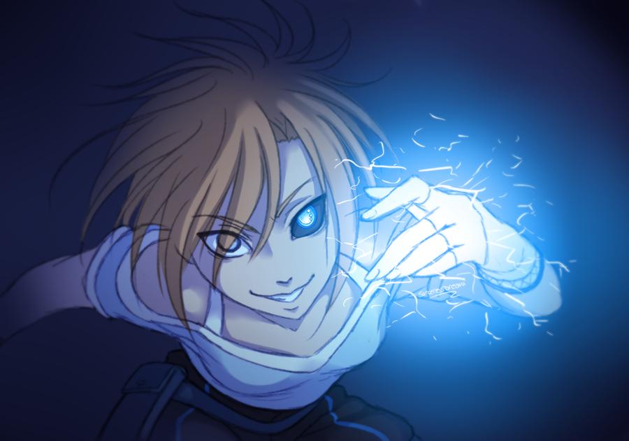 Shizue by SorceressDream