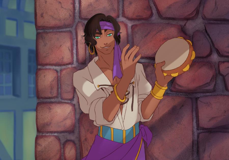 Romani Life [Esmeralda Genderbend] by SorceressDream