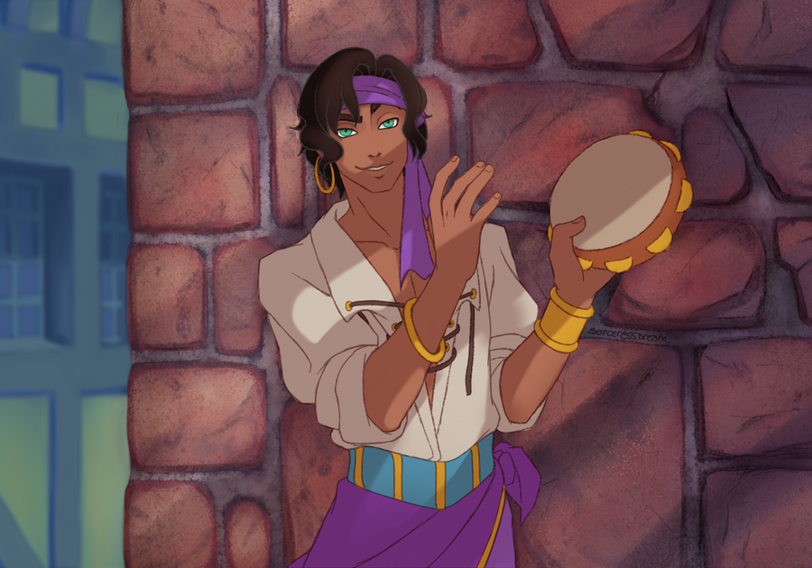 Romani Life [Esmeralda Genderbend]