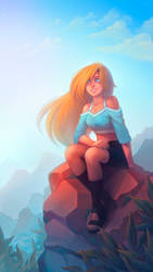 Nostalgia by SorceressDream
