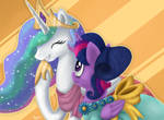 Even I can fly better than Twilight Sparkle